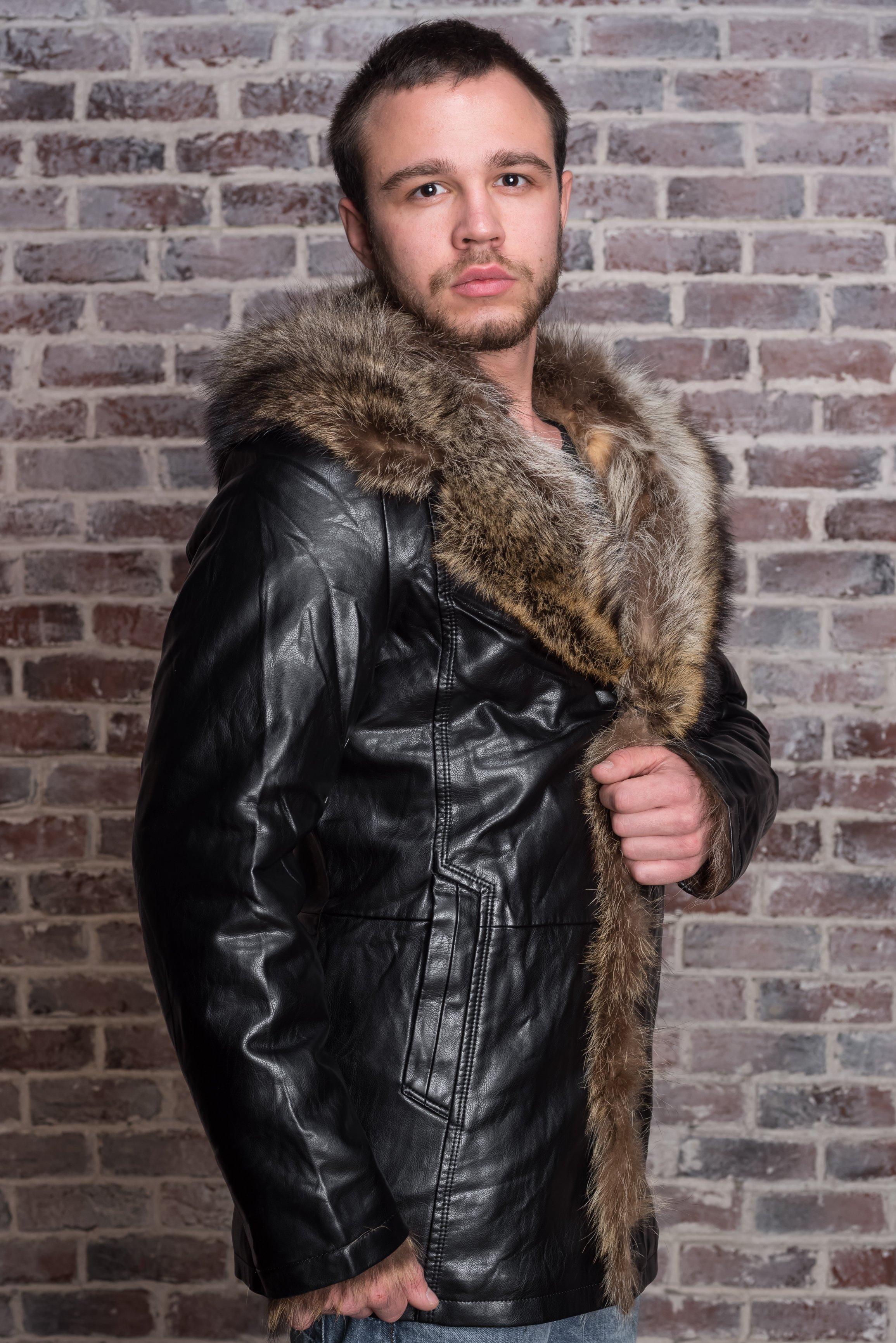 Куртка Из Экокожи Купить В Магазине